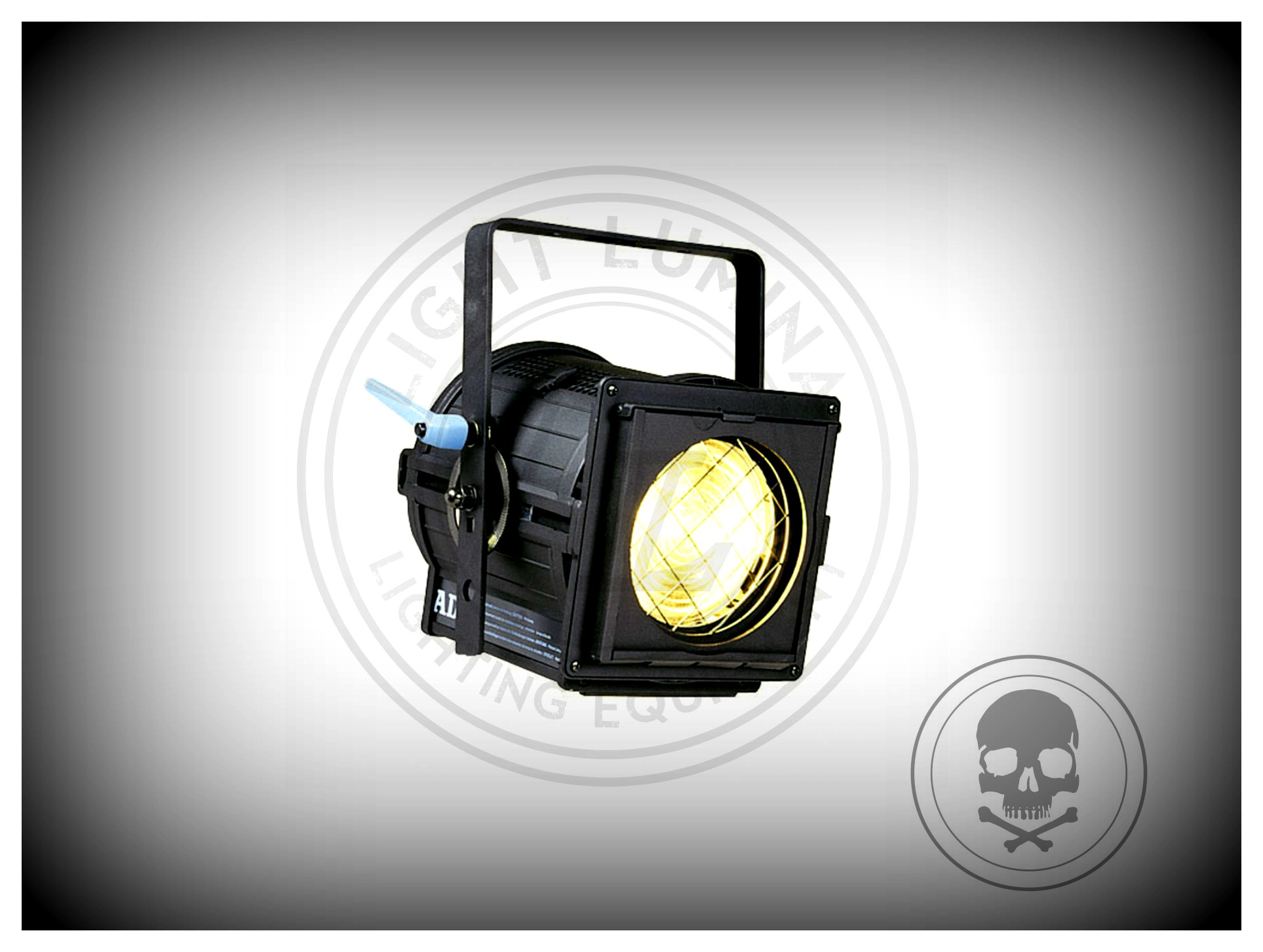 Proyector Fresnel 1000W
